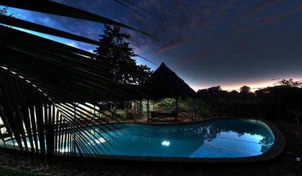 Hôtel piscine nosy be